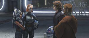 Mejores arcos de Clone Wars