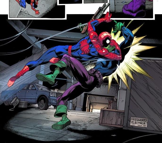 El Asombroso Spiderman 22