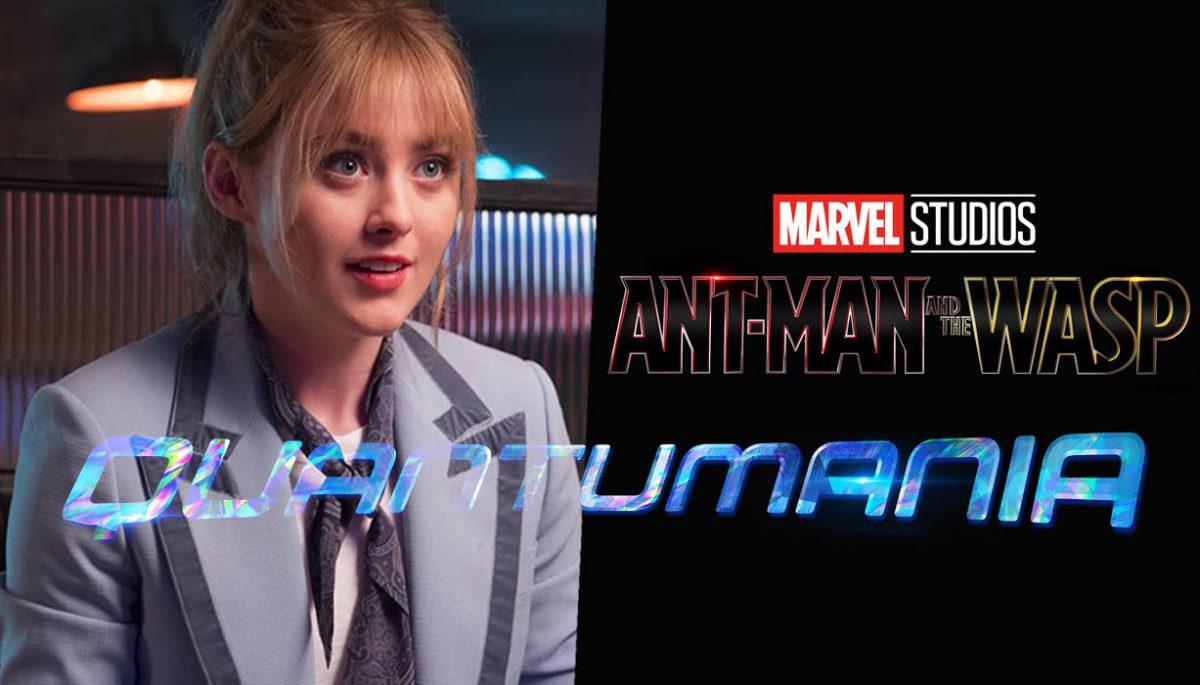 Kathryn Newton cumple un sueño interpretando a Cassie Lang en Ant Man and the Wasp: Quantumania