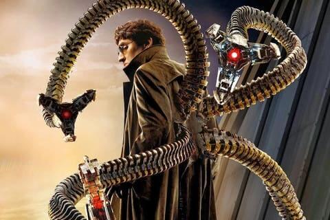 alfred molina será de nuevo doctor octopus en spider-man 3