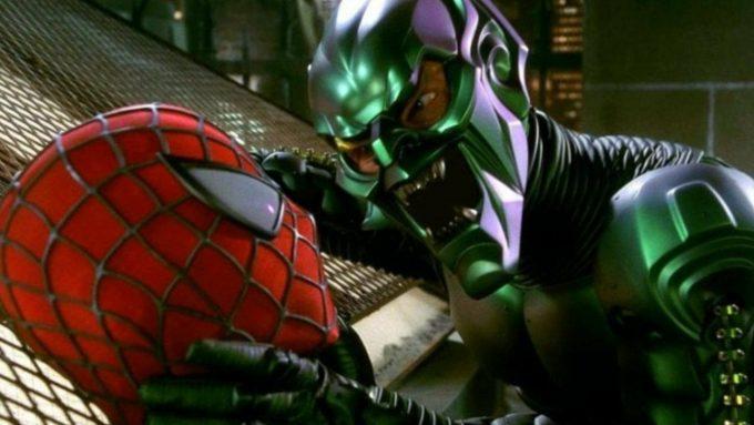 Duende Verde Spider-man