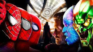 La sorprendente conexión entre el Spider-Man de Tobey Maguire y Doctor Strange