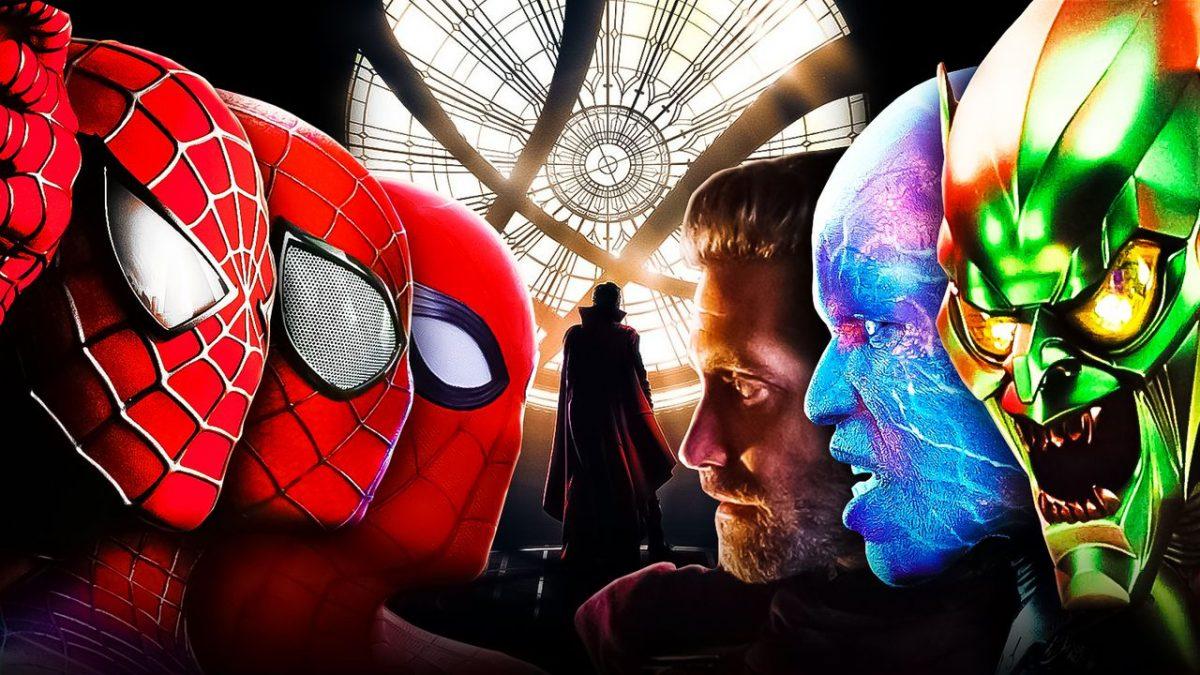 Spider-Man 3 todos vuelven