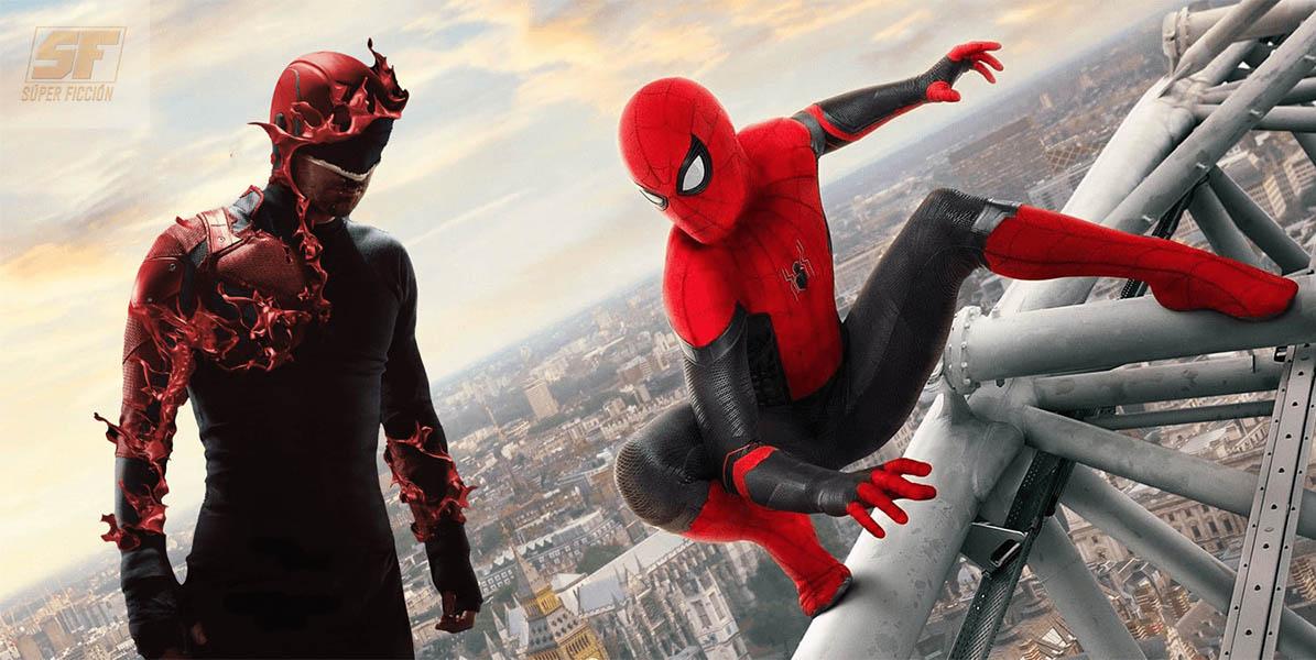 Daredevil & Spider-Man 3