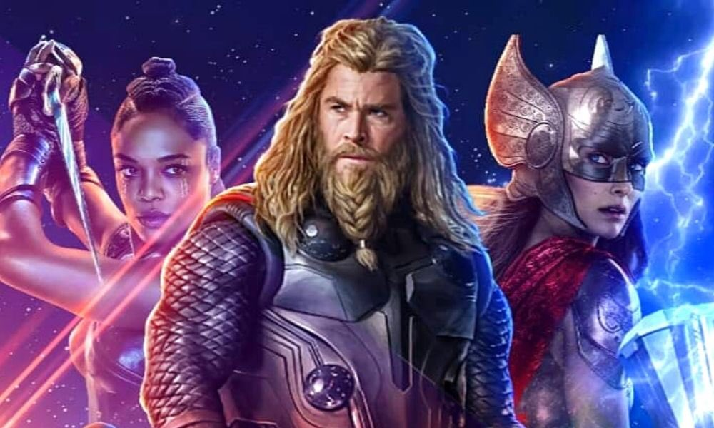 Thor Love Thunder cameo