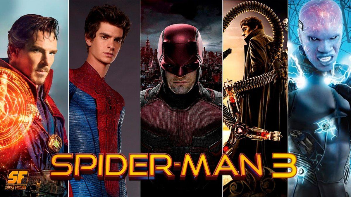 Personajes Spider-Man 3