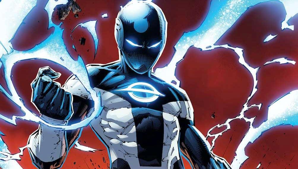Radiant Black: El nuevo superhéroe de Image cómics