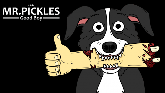 Mr.Pickles