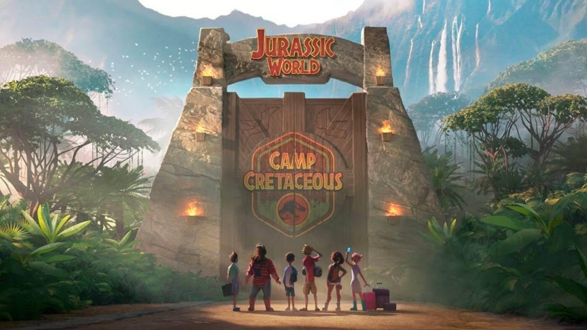 Campamento cretácico Jurassic World Dominion