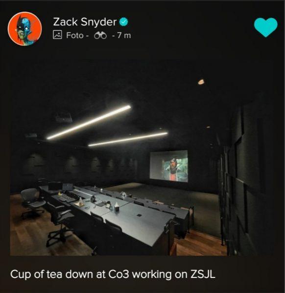 """Zack Snyder confirma que su """"Justice League"""" será una película, no una miniserie"""