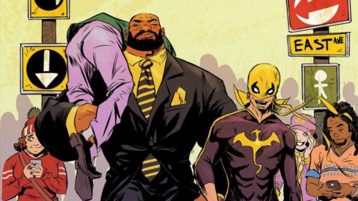 Héroes de alquiler Marvel Studios