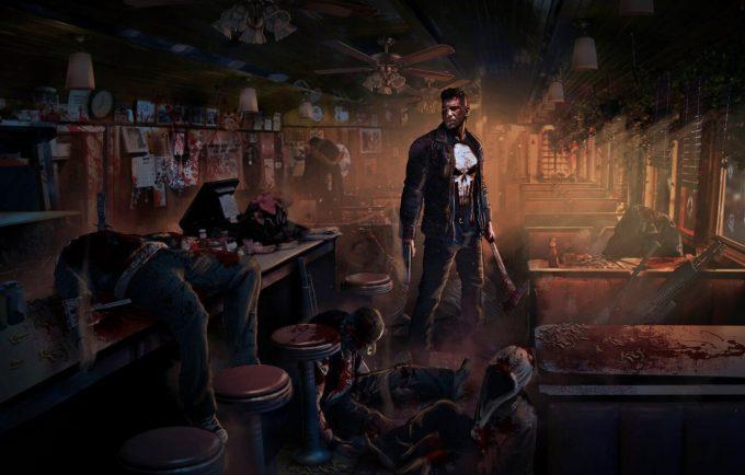The Punisher Marvel Studios