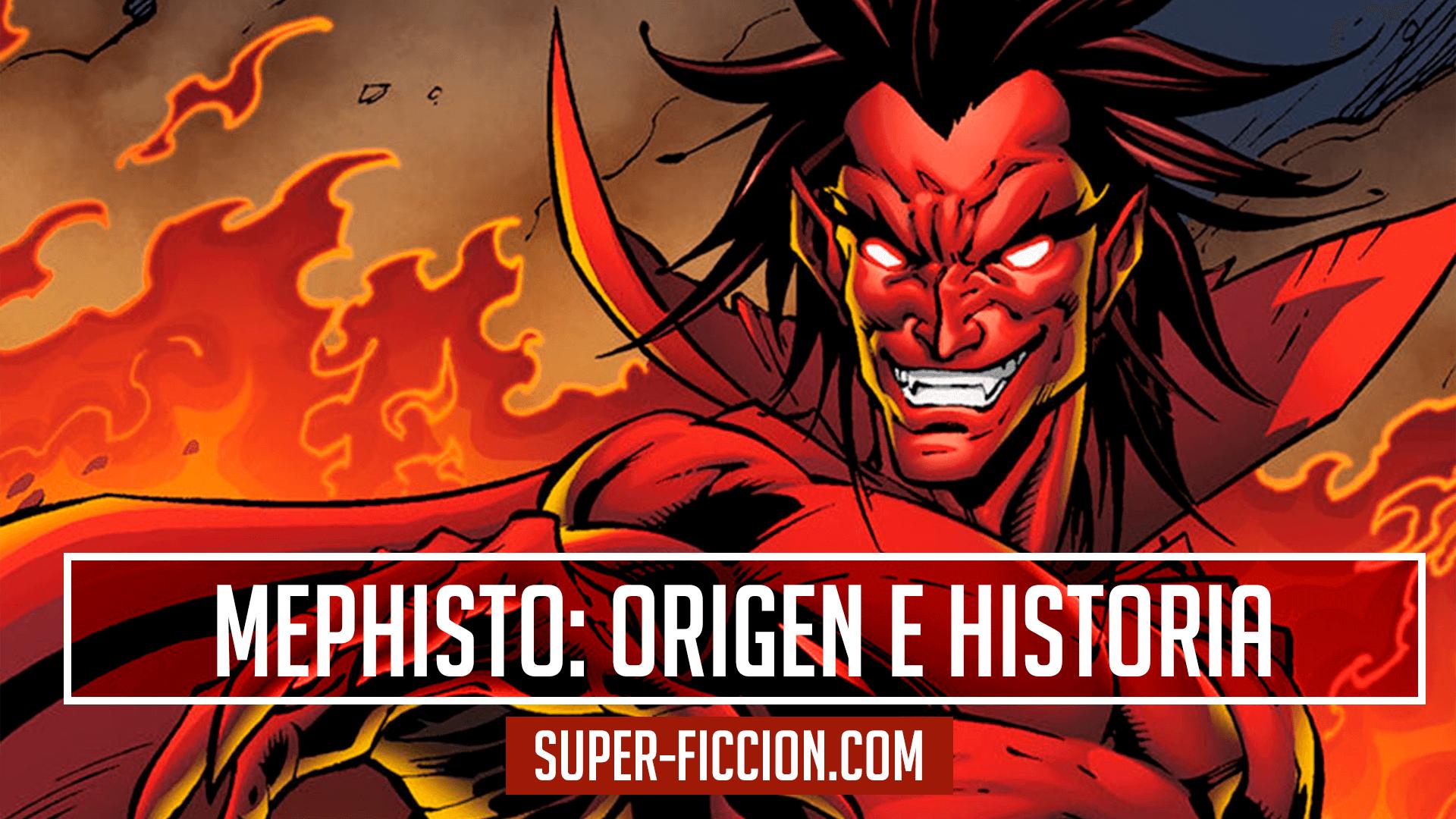 Mephisto origen e historia