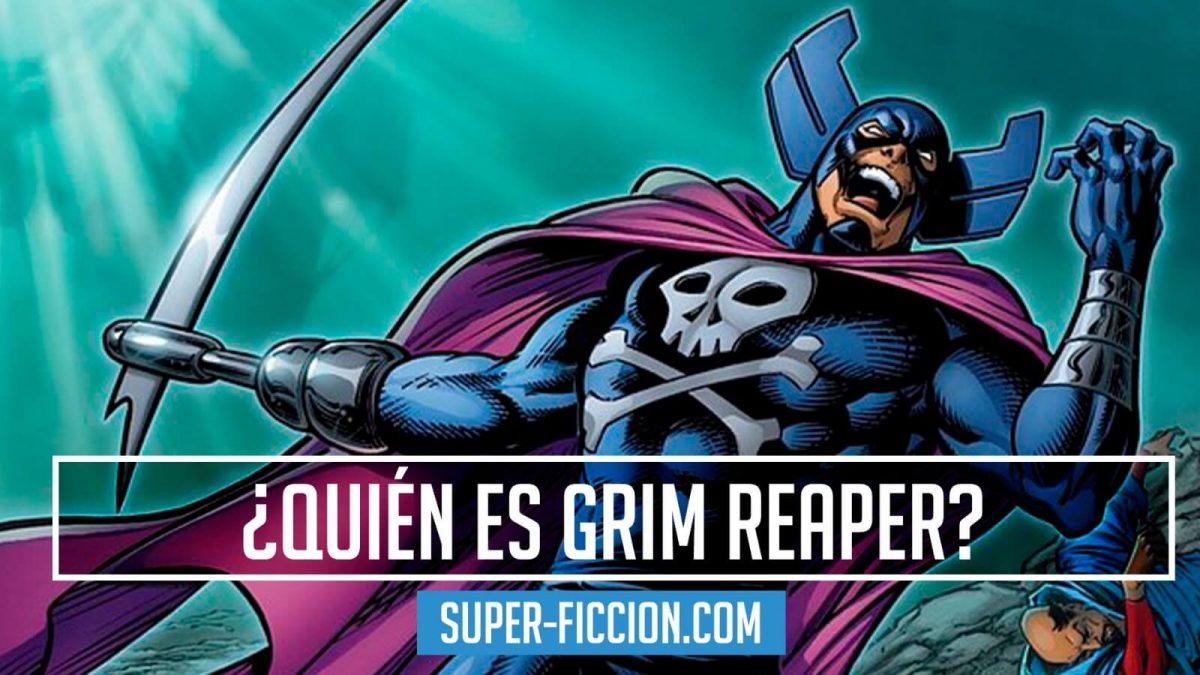 Quien es Grim Reaper