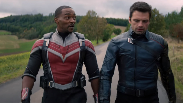 Falcon and The Winter Soldier imagen