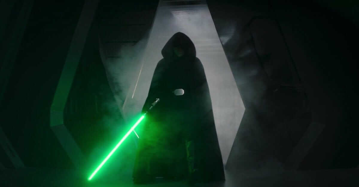 Katee Sackhoff Luke Skywalker