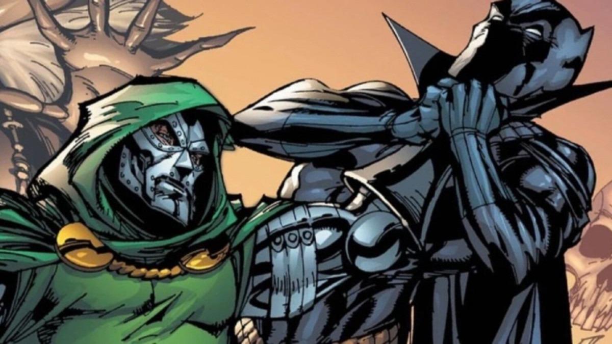 Shuri Black Panther Dr Doom