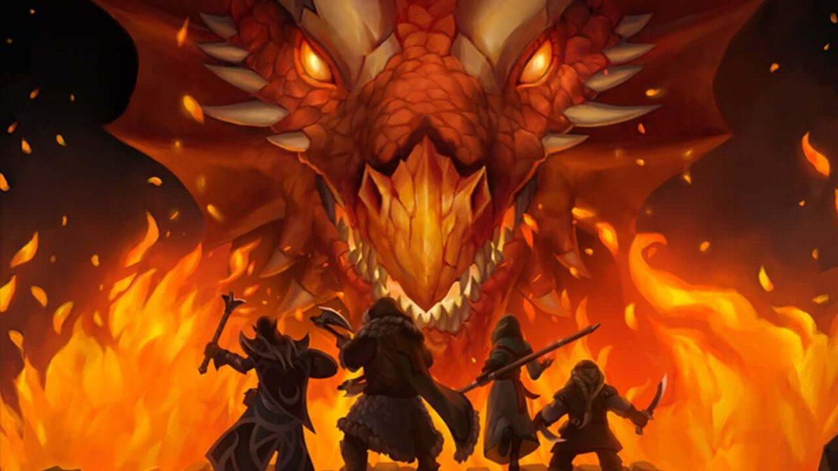 Derek Kolstad Dungeons Dragons