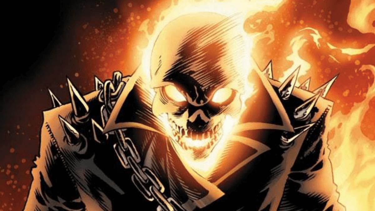 Ghost Rider Marvel Studios