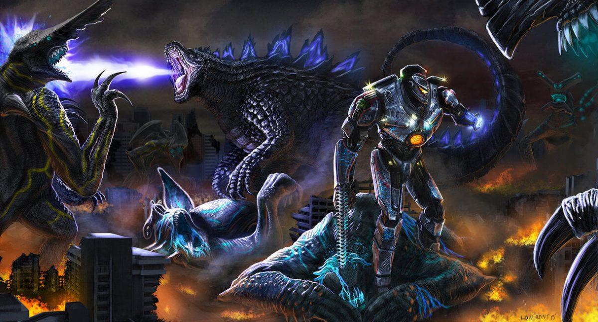 Pacific Rim Monsterverse Crossover