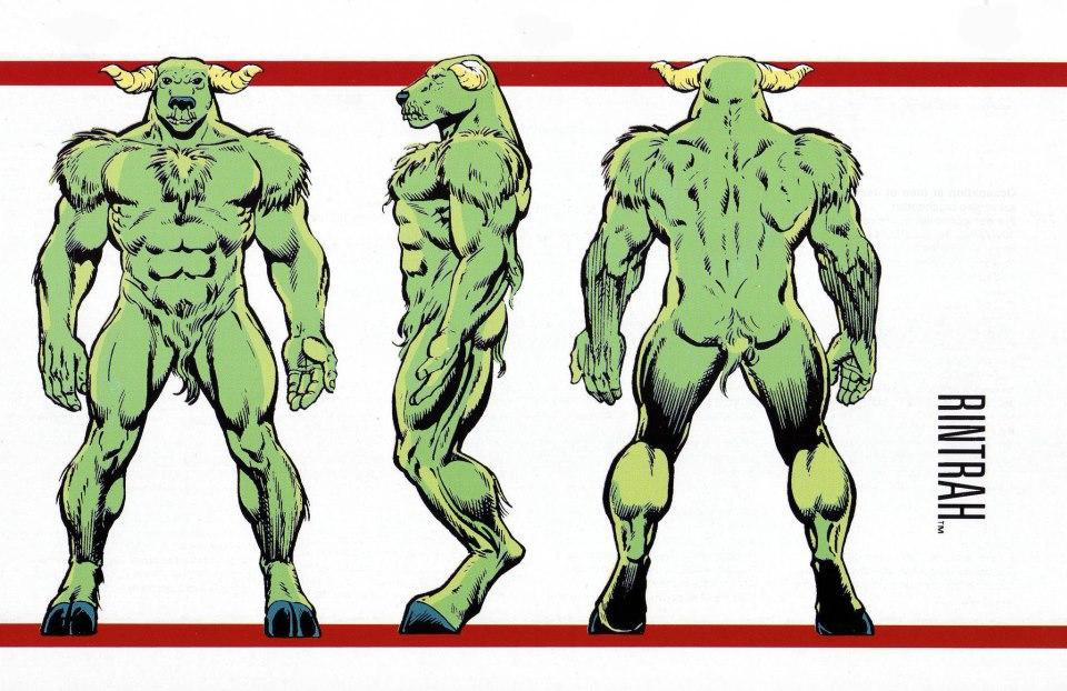 rintrah marvel doctor strange adam hugill