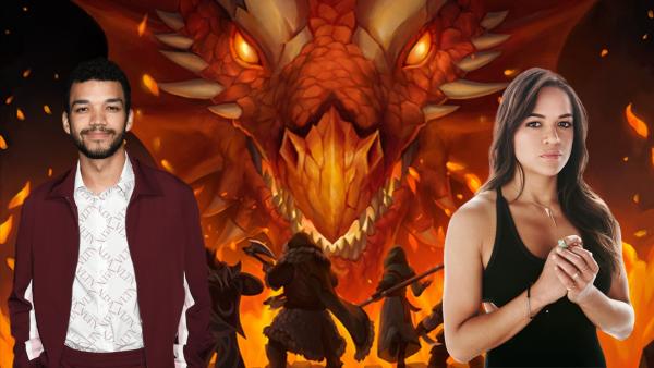 Michelle Rodríguez y Justice Smith se unen al reparto del nuevo remake de Dungeons & Dragons