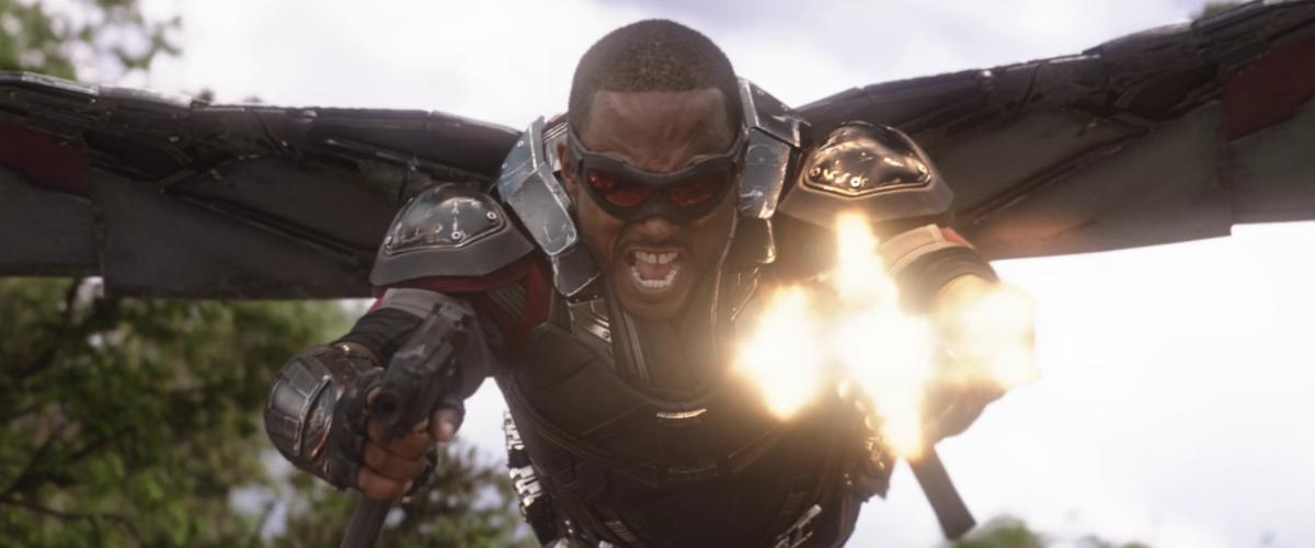 The Falcon and the Winter Soldier: Falcon tendrá las escenas más brutales y sangrientas de todo el MCU