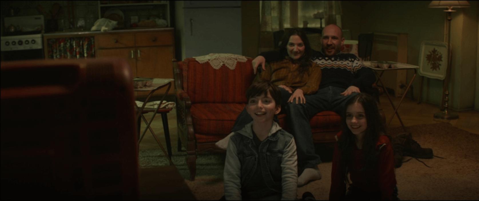 La familia de Wanda