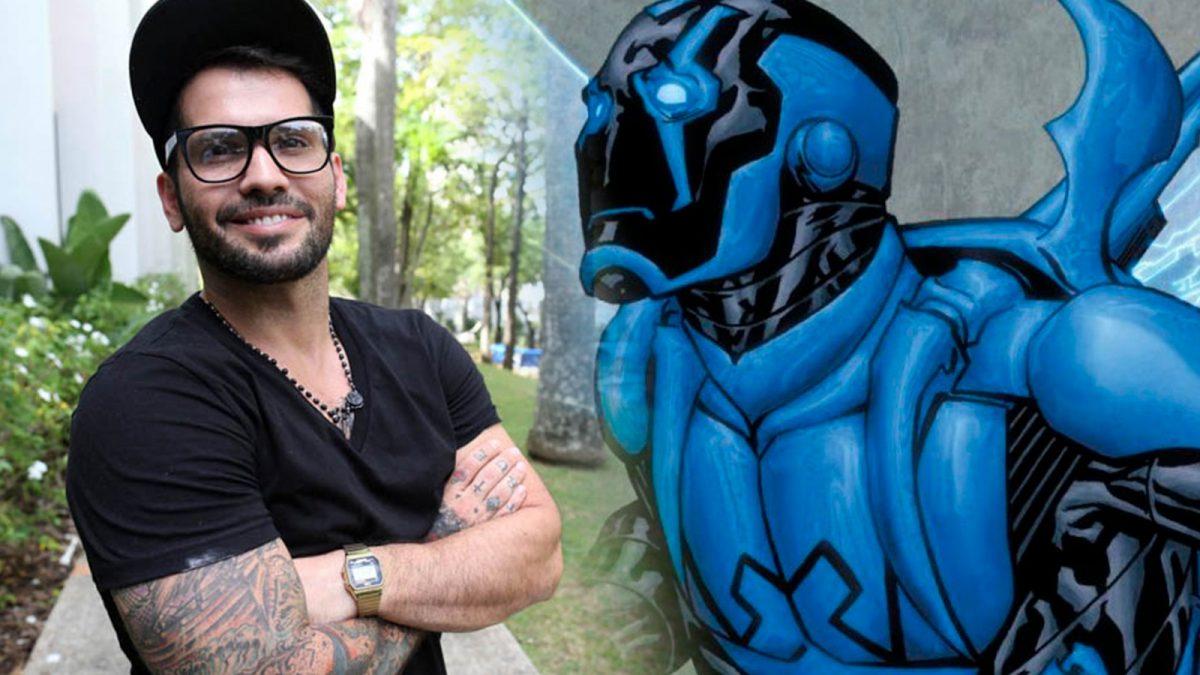 Blue Beetle: Angel Manuel Soto será el director de la película