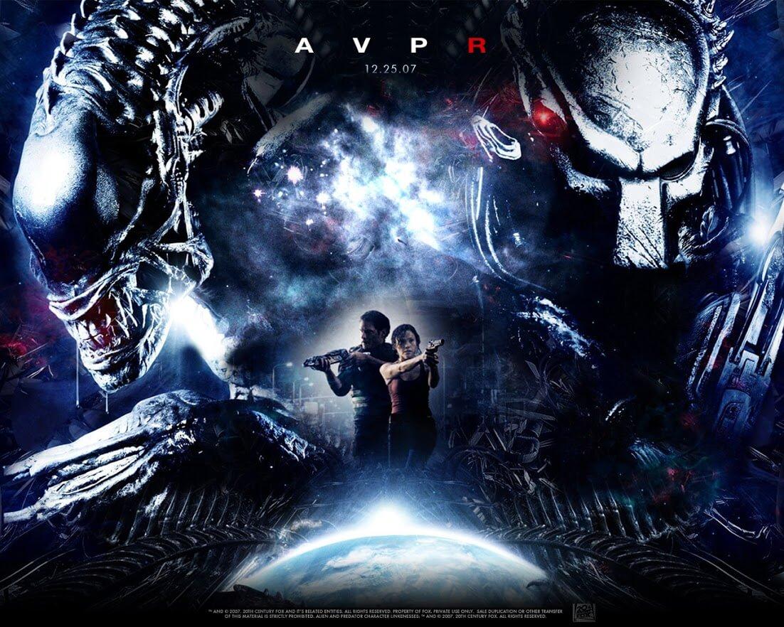 alien vs predator star