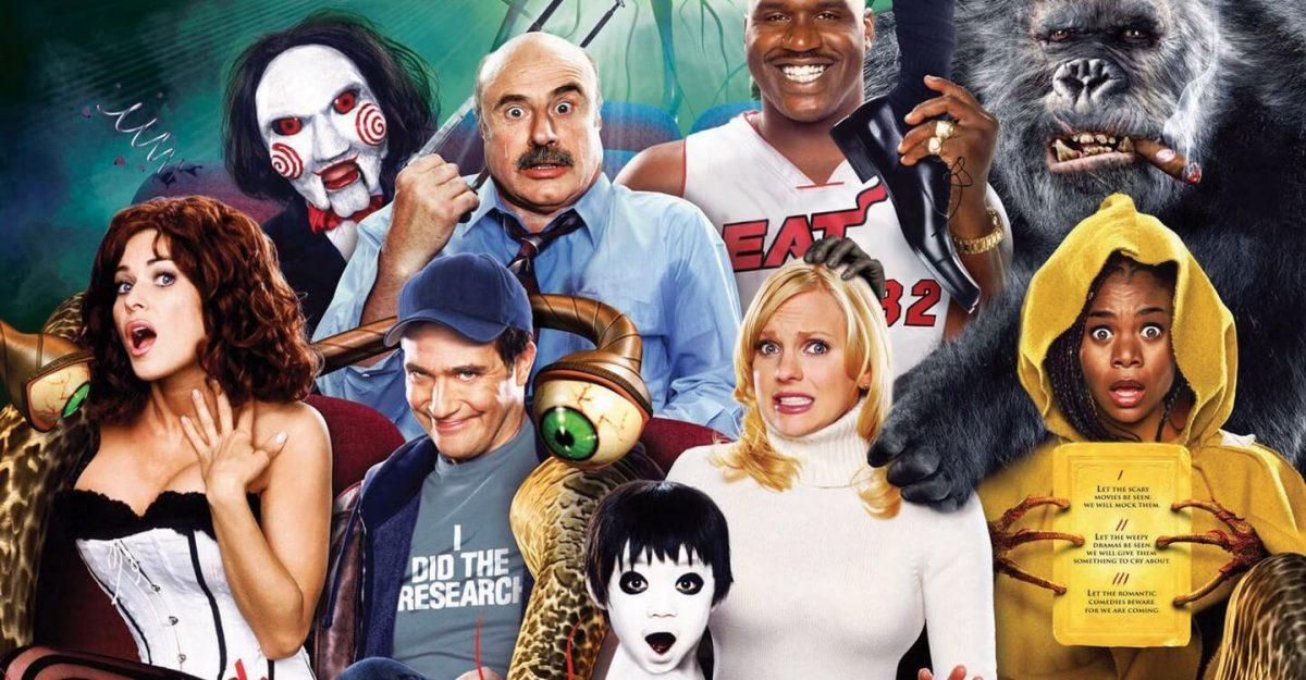 scary movie 4 star