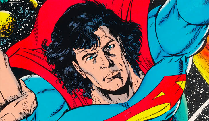 Superman Mullet- Zack Snyder