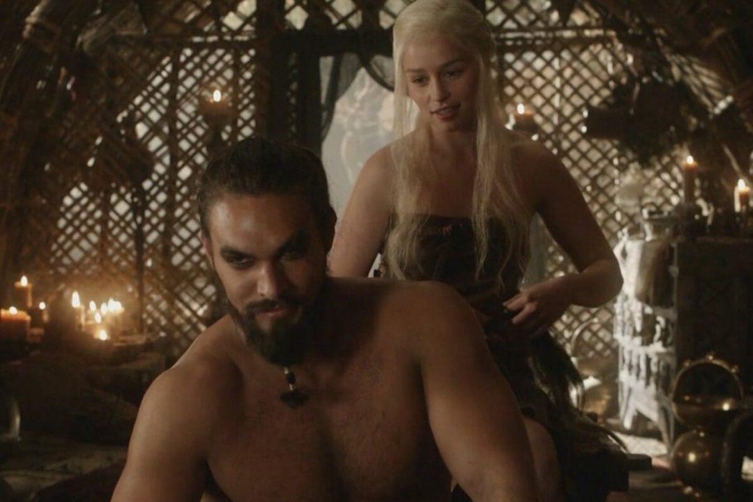 House of the dragons escenas sexo