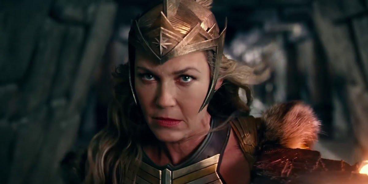 Amazonas Zack Snyders Justice League