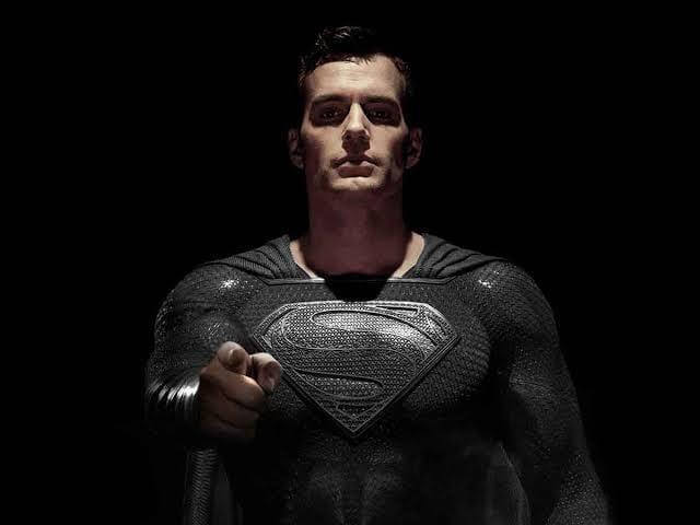 Superman coleta JL Zack Snyder