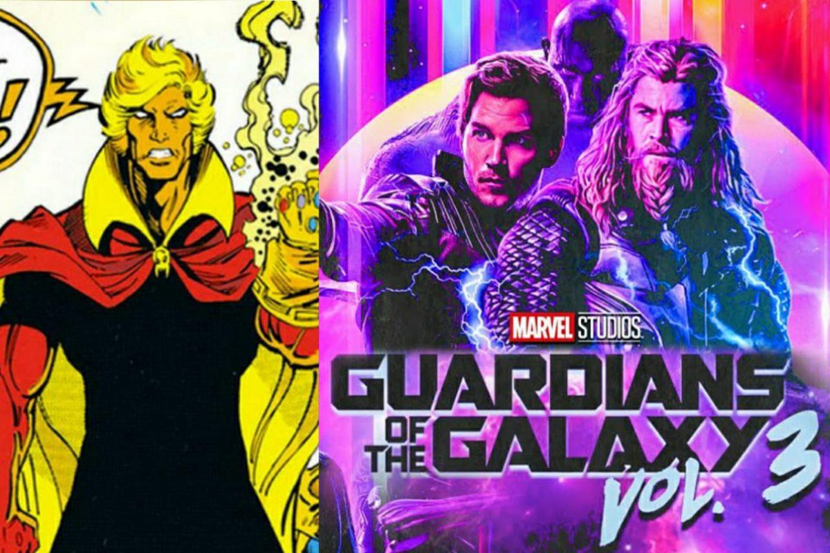 Guardians Galaxy Adam Warlock