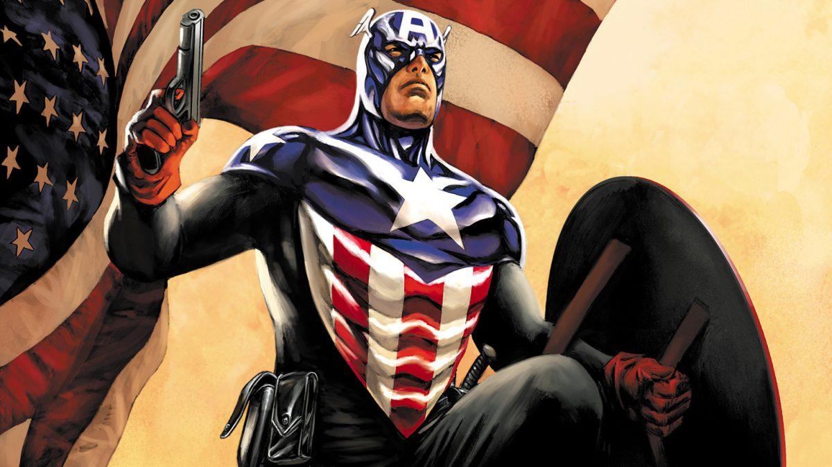 Todos los personajes que han isido el Capitán América en Marvel Cómics