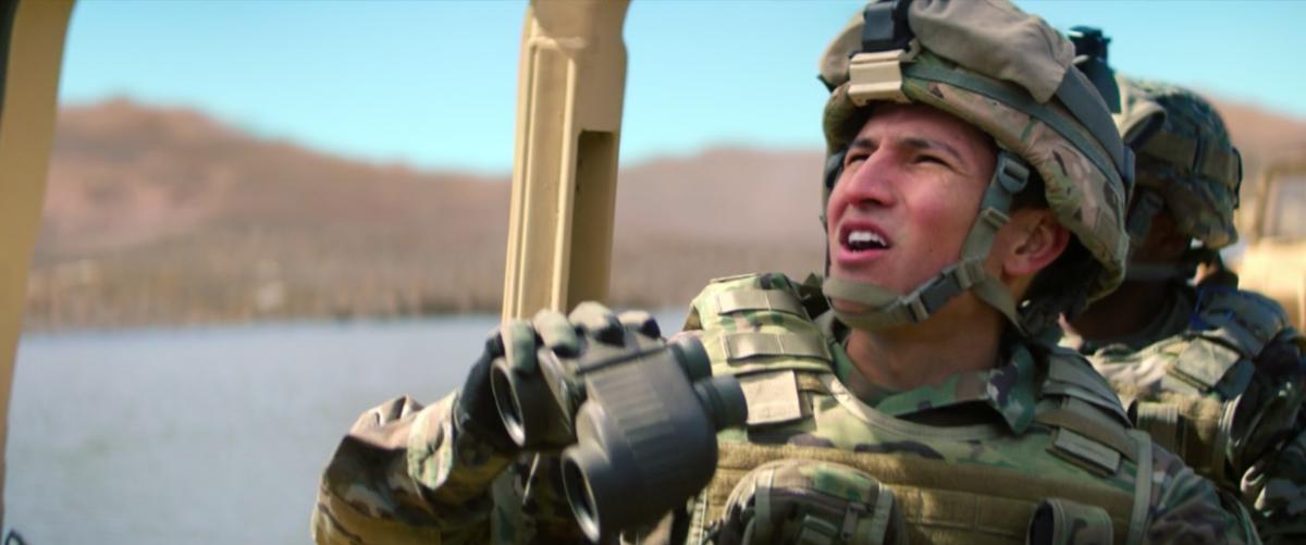 todo lo que no viste del 1x01 Falcon and the Winter Soldier