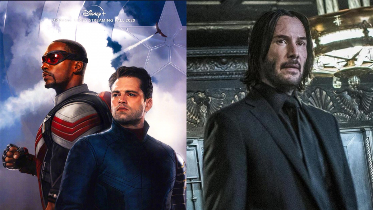 El guionista de John Wick compara The Falcon and the Winter Soldier con su popular saga de acción