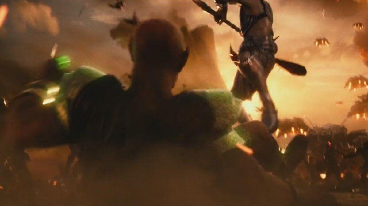 Quién es el Green Lantern en la Zack Snyder´s Justice League