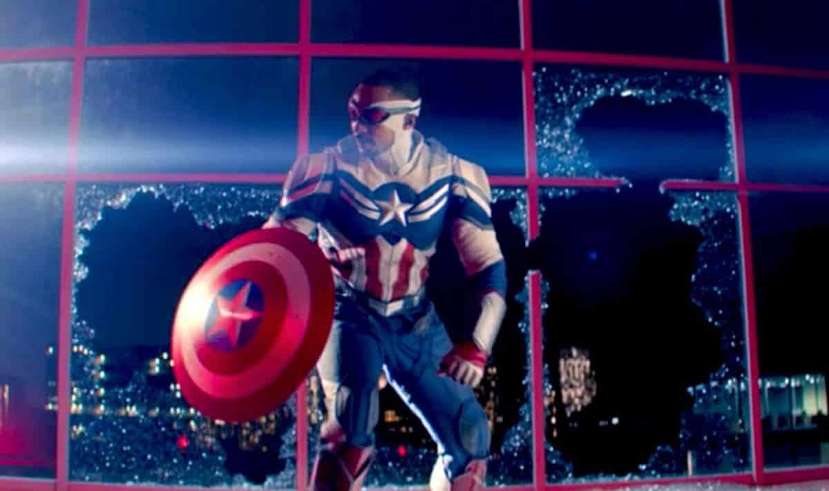 Sam Wilson es el nuevo Capitán América en este punto de la cronología de Marvel