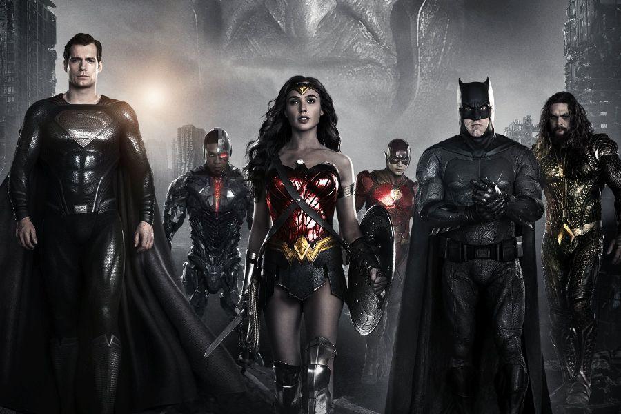 Snyder Cut DC Zack Snyder