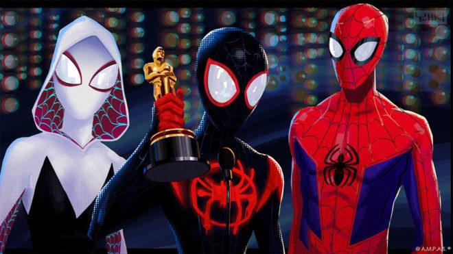 Spiderverse Oscar