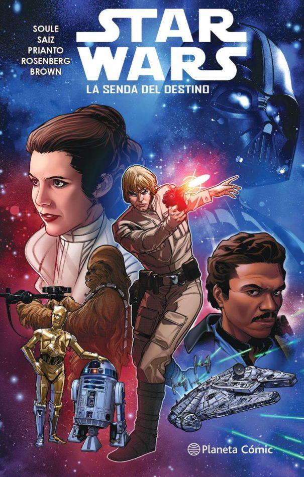 Star Wars La senda del destino reseña star wars cómics