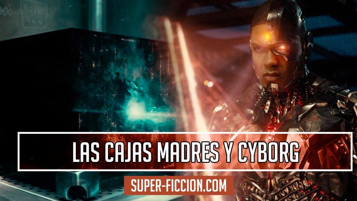 cajas madre cyborg