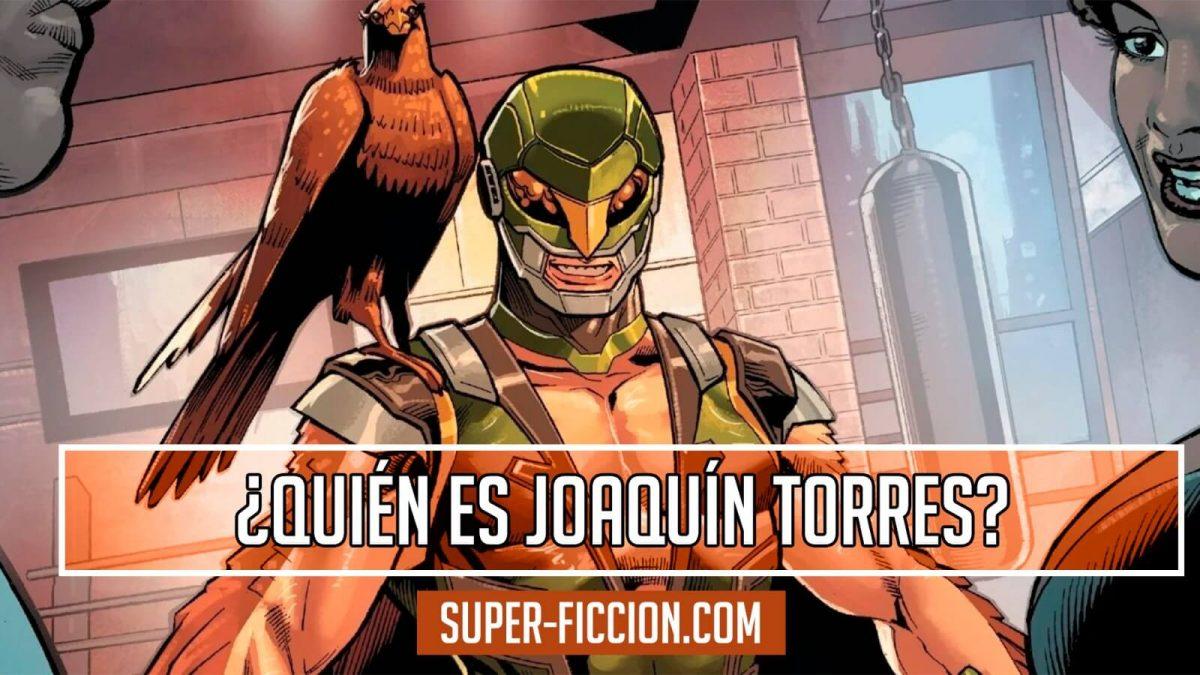 Quién es Joaquín Torres Falcon