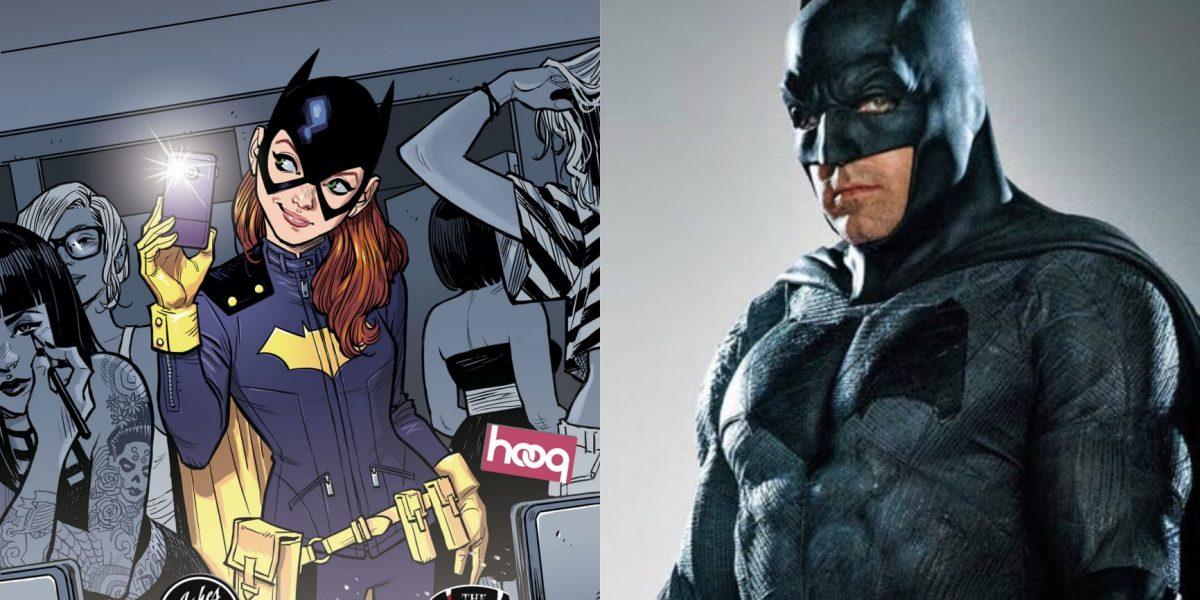 Batgirl iba a aparecer en la película de Batman de Ben Affleck