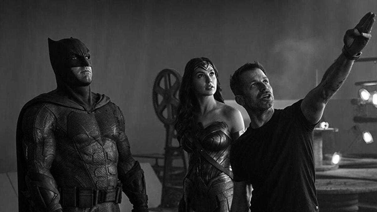 Snyder Justice League DCEU