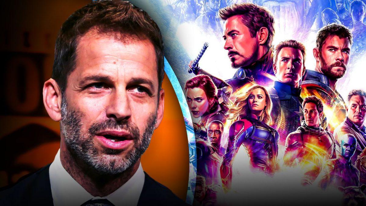 Zack Snyder Marvel