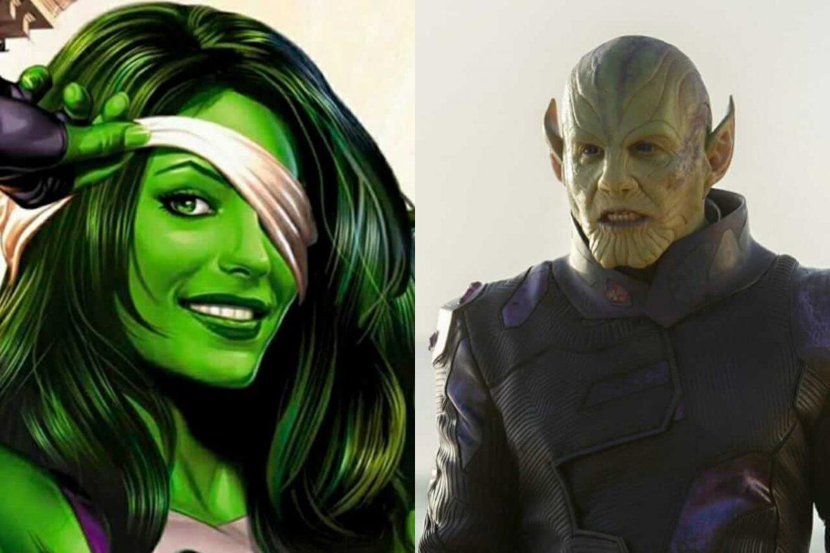 She-Hulk Skrull